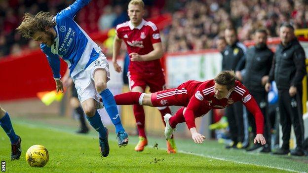 Murray Davidson challenges Peter Pawlett