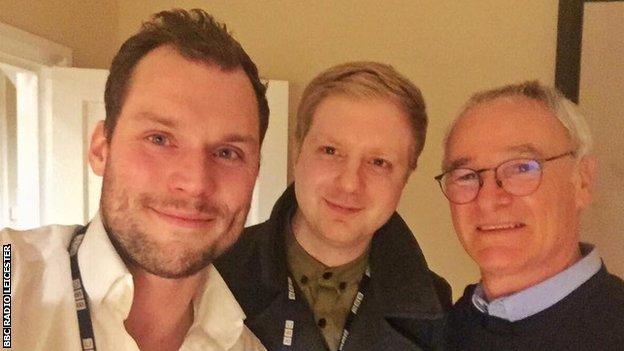 Ian Stringer, Jason Bourne and Claudio Ranieri