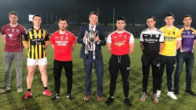 Thomas Niblock is the commentator for the Ulster club SFC quarter-final between Crossmaglen Rangers and Clontibret which can be watched live on the BBC Sport NI website and app