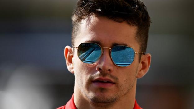 Formula 1: Charles Leclerc says Sebastian Vettel should not have made move thumbnail