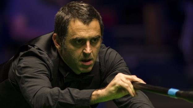 Northern Ireland Open: Ronnie O'Sullivan sails into quarter finals