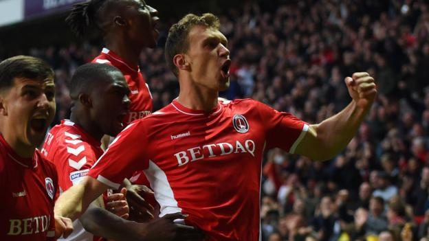 Charlton Athletic beat Doncaster Rovers to reach the League One play-off final thumbnail