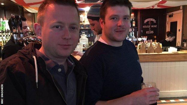 Declan and Thomas
