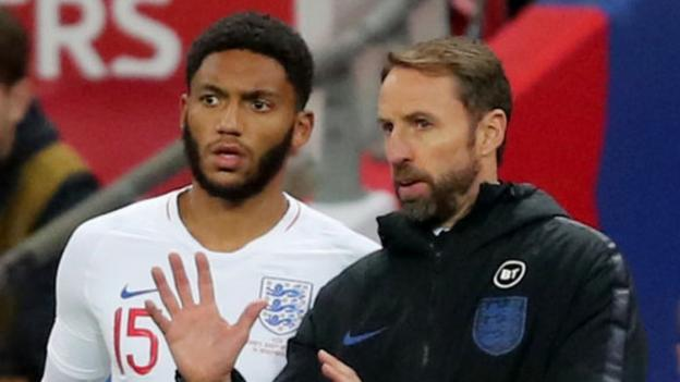 England fans wrong to boo Joe Gomez, says Raheem Sterling