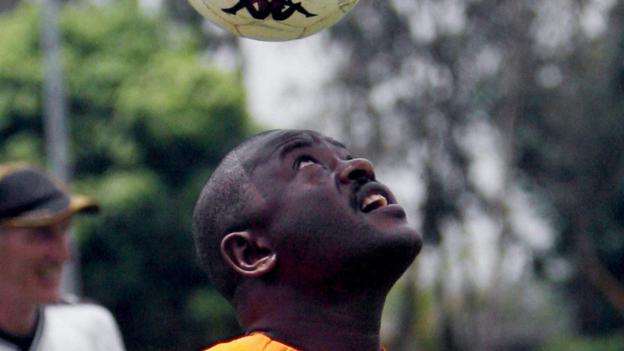 President Pierre Nkurunziza: Officials in jail after Burundi leader is 'roughed up' in game