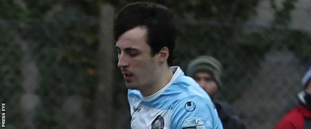 Point skipper Danny Wallace was on target last time out against Institute