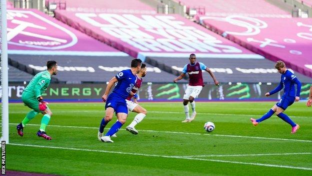 West Ham United 0-1 Chelsea: Timo Werner earns Blues key win in race for top four thumbnail