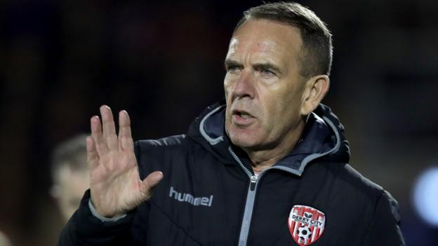 League of Ireland: Derry target opening win at Sligo