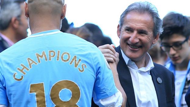 103238924 gettyimages 955374566 - Txiki Begiristain: Man City director of soccer on spending, avid gamers & European success