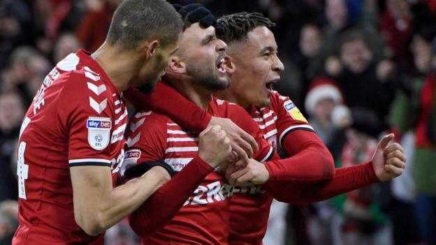 Middlesbrough 2-1 Stoke City: Lewis Wing gives Boro comeback victory thumbnail