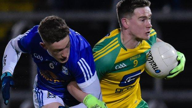 A tussle between Cavan and Donegal will open 2018 Ulster on Sunday, 13 May