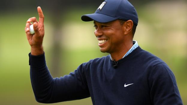 Tiger Woods: World number 10's recovery from surgery 'ahead of schedule'