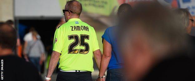 Brighton fan
