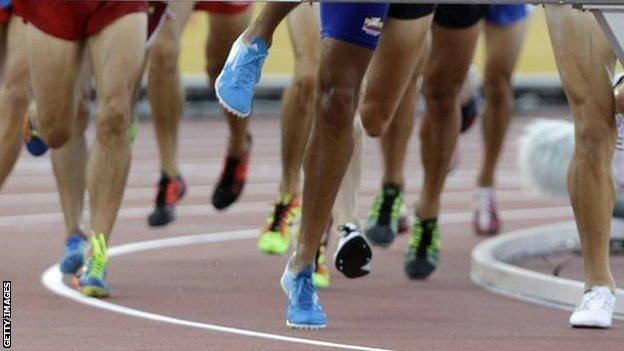 generic athletics