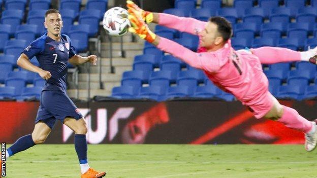 Slovakia midfielder Jaroslav Mihalik is self-isolating after a positive Covid-19 test