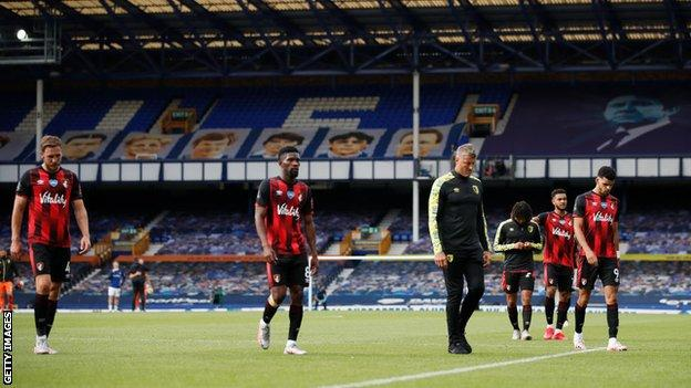 Bournemouth relegated from English Premier League…. | Naija Sports ...