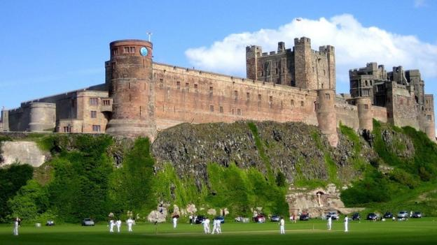 Bamburgh Cricket Club