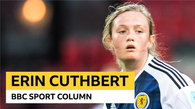 Erin Cuthbert column: Chelsea & Scotland striker on David Luiz's party & tumble dryer confusion thumbnail