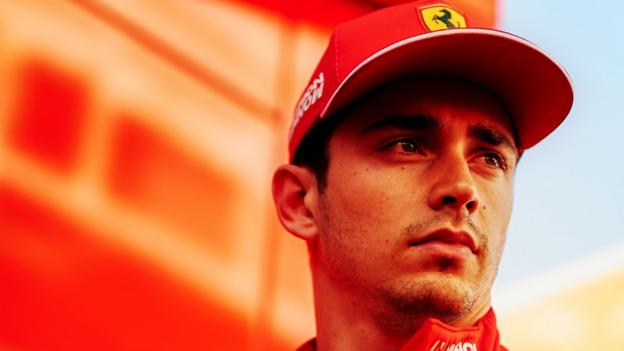 Ferrari: Charles Leclerc charts his journey to the top of Formula 1 thumbnail