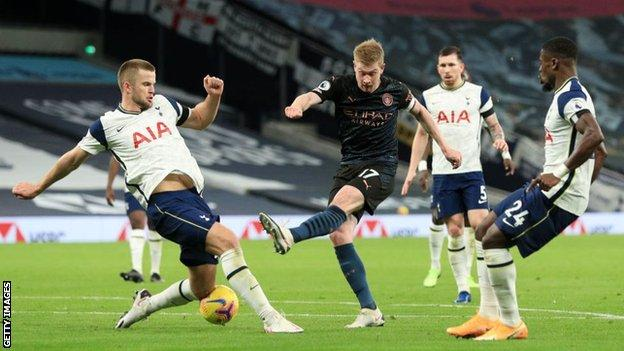 Eric Dier: Tottenham defender on clean sheets, Jose Mourinho and creating his own app thumbnail