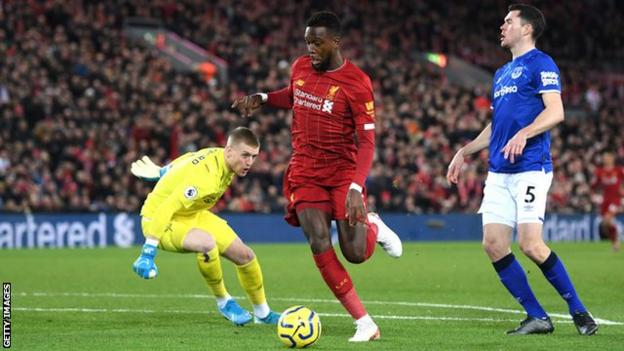 Liverpool 5 2 Everton Marco Silva Sees Pressure Build After Derby Loss Bbc Sport