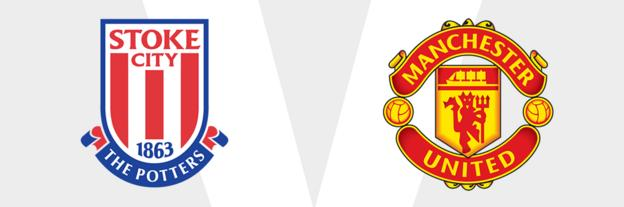 Stoke v Man Utd
