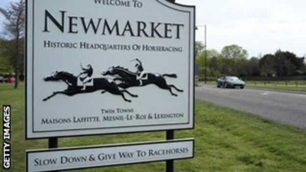 Newmarket is the headquarters of British Flat racing