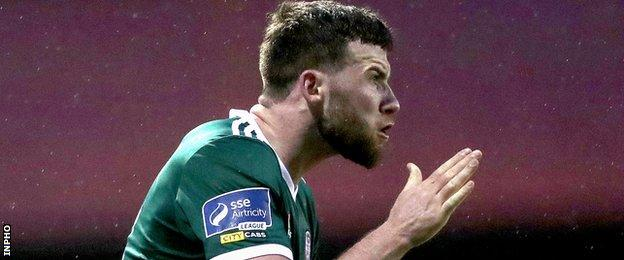 Injury derailed McClean's second spell at Derry City
