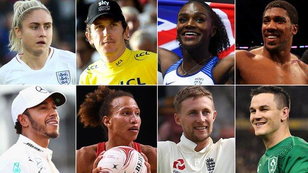 Sporting calendar 2019: Major events of the year - BBC Sport