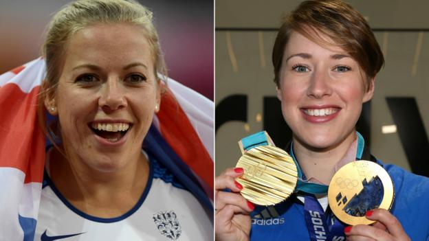 New #More2Me campaign backed by Lizzy Yarnold, Hannah Cockroft and UK Government thumbnail