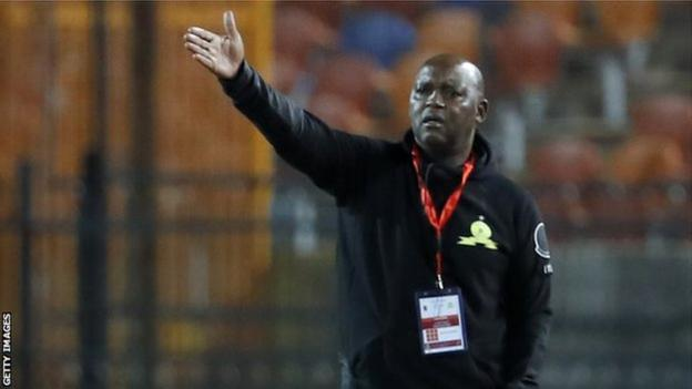 Pitso Mosimane  African Champions League semi-final: Ahly beat Wydad 2-0 in first leg | Daily's Flash  114953734 pitso getty 1204180828  African Champions League semi-final: Ahly beat Wydad 2-0 in first leg | Daily's Flash  114953734 pitso getty 1204180828