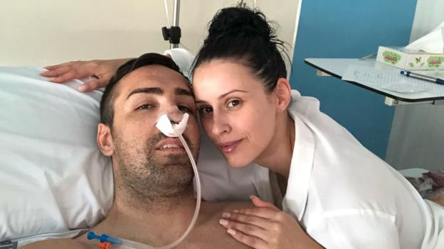 102924734 image1 - Jose Enrique: Dilapidated Liverpool and Newcastle defender tells the BBC about his mind tumour diagnosis