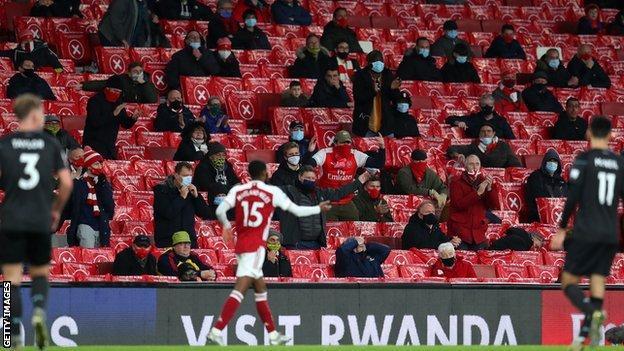 Fans - Arsenal