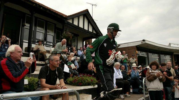 Worcestershire's out ground home at Kidderminster, the county's chief evacuation post during the flood of 2007, has not been used for a Championship game since 2008