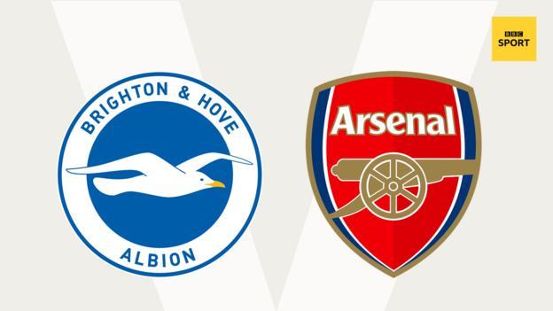 Brighton v Arsenal