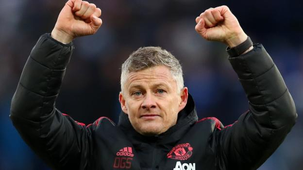Man Utd: Ole Gunnar Solskjaer rewarded for positivity, says Jordi Cruyff thumbnail