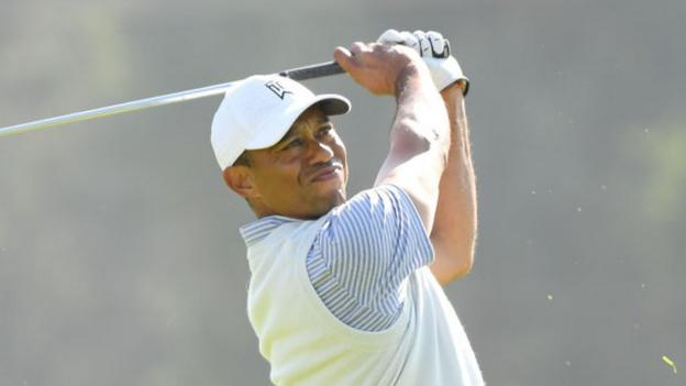Genesis Invitational: Tiger Woods' challenge falls away in California