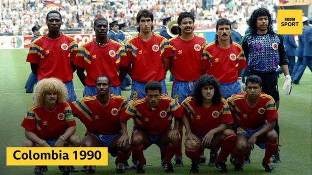 Colombia 1990