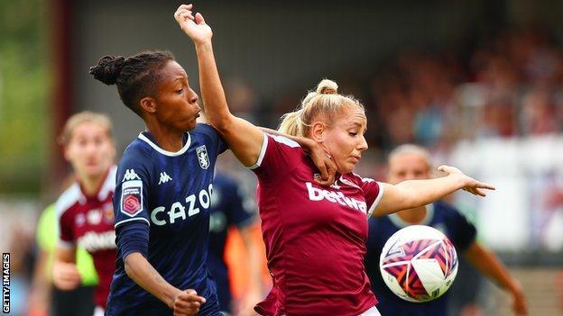 Adriana Leon, West Ham, Aston Villa, WSL