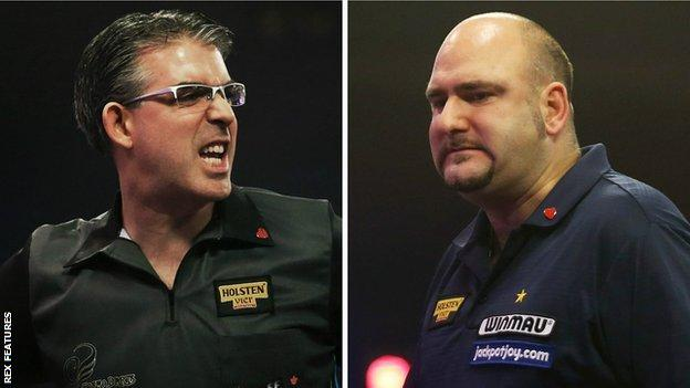 Jeff Smith and Scott Waites will contest the 2016 BDO darts final