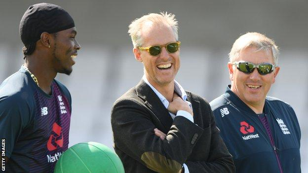 Ed Smith's England selector role abolished, Chris Silverwood takes charge thumbnail