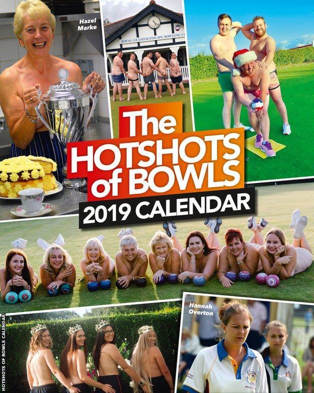 Hotshots of Bowls calendar