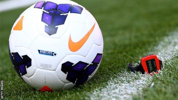 Hawk-Eye goal-line technology in the premier league