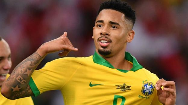 Copa America 2019: Brazil beat Peru 3-1 to win first title in 12 years thumbnail