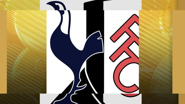Tottenham v Fulham