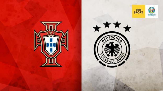 Portugal v Germany