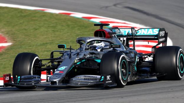 Formula 1 testing: Mercedes in form; Ferrari in trouble? thumbnail