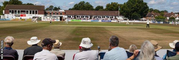 Horsham Cricket Ground
