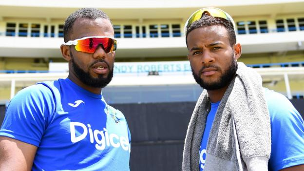 West indies v derbyshire kyle hope presses case for test for Case in stile west indie