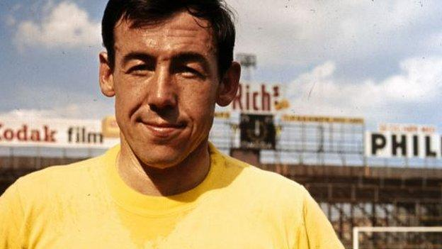 Gordon Banks: World Cup glory, waiting for Liverpool and the greatest save thumbnail
